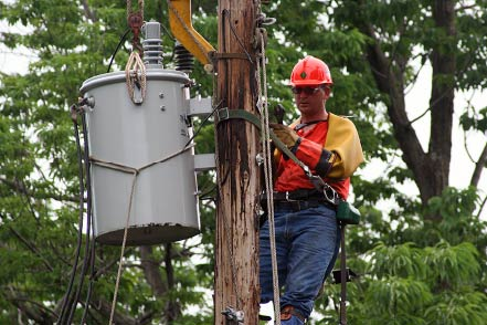 lineman find the right energy supplier for your business